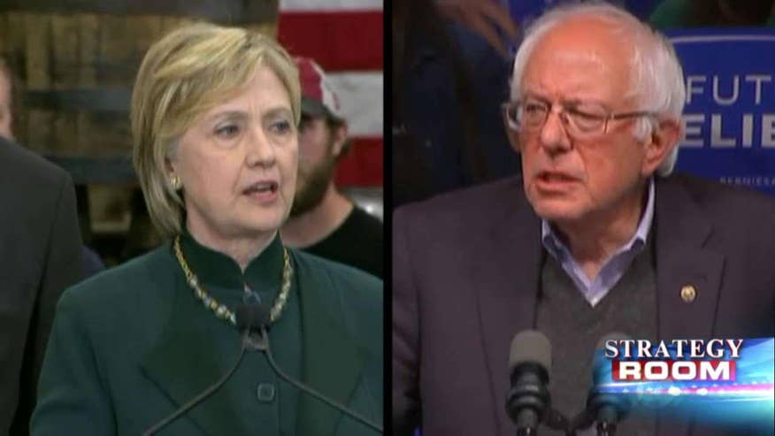 Strategy Room: Joe Lestingi and Amos Snead on Sanders' win in Indiana complicating Clinton's efforts to turn focus to Trump
