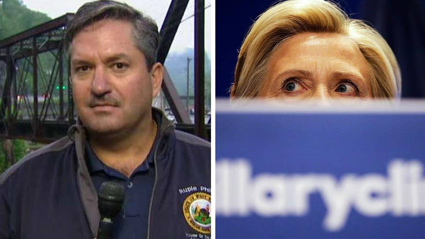 'On the Record's' Griff Jenkins visits coal country in West Va. and finds Hillary Clinton is in trouble with miners blasting her over her recent comments. Plus, one Democrat torches Clinton, saying he can't back anyone who doesn't support the coal industry