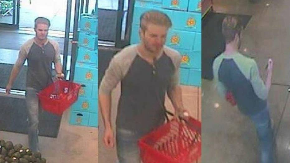 FBI: Man admits to contaminating food at stores in Michigan