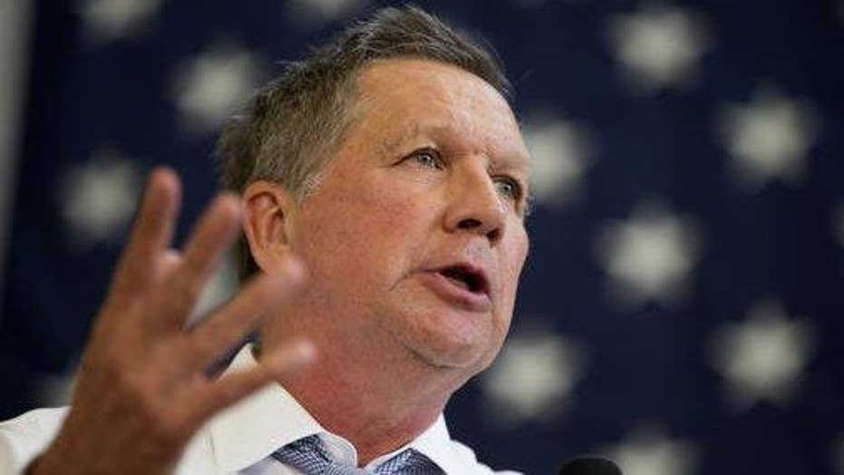 How political reality shifted for John Kasich