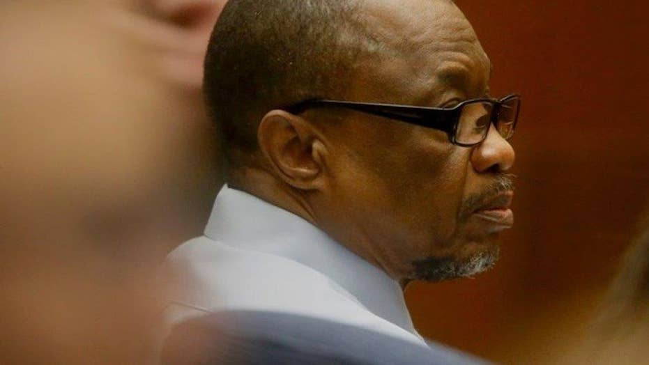 DNA evidence critical in 'grim sleeper' murder trial