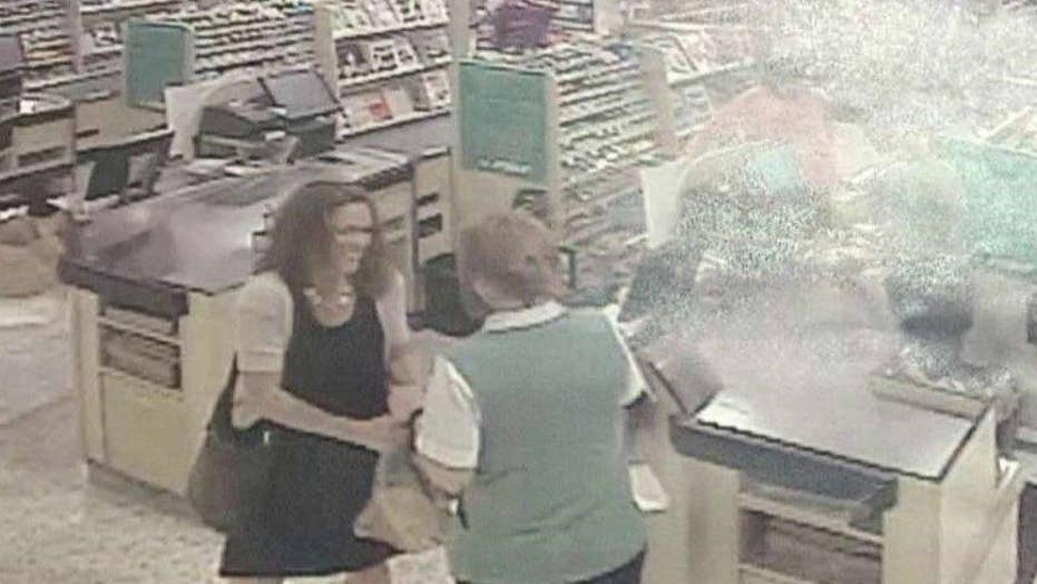 Police release surveillance video of missing Florida mom