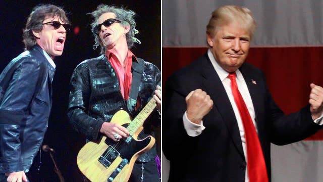 Rolling Stones to Trump: Stop using our music