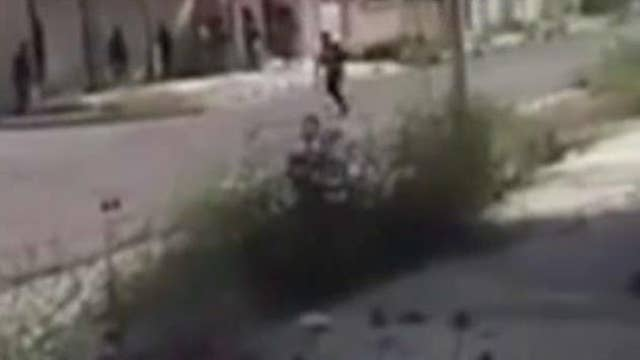 Video shows intense firefight that killed Navy SEAL in Iraq