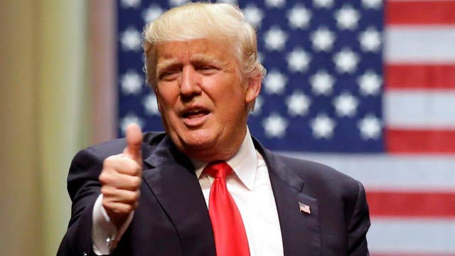 How can Donald Trump unify the Republican Party?