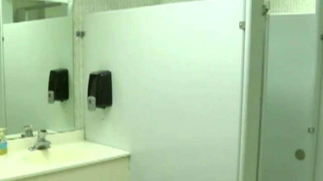 Justice Department launches challenge to NC bathroom law