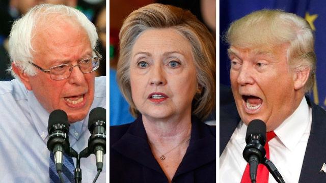 Inside Hillary Clinton's two-front war