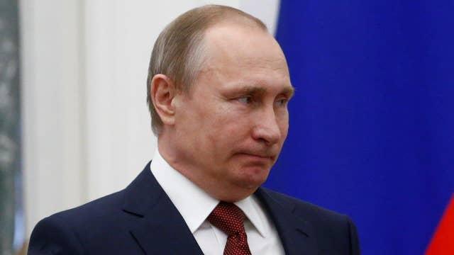 Stavridis on Putin: We need to meet strength with strength