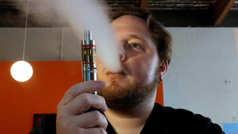 FDA issues sweeping new regulations for e-cig industry