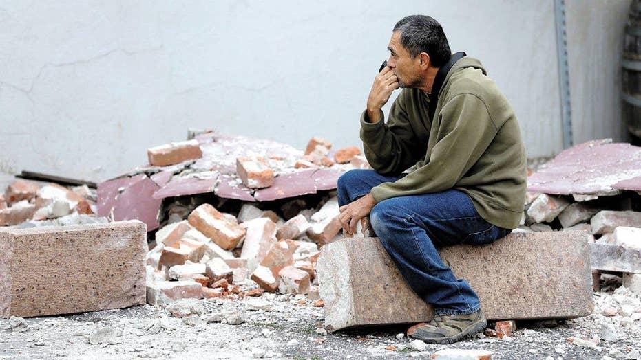 Scientist: California overdue for major earthquake