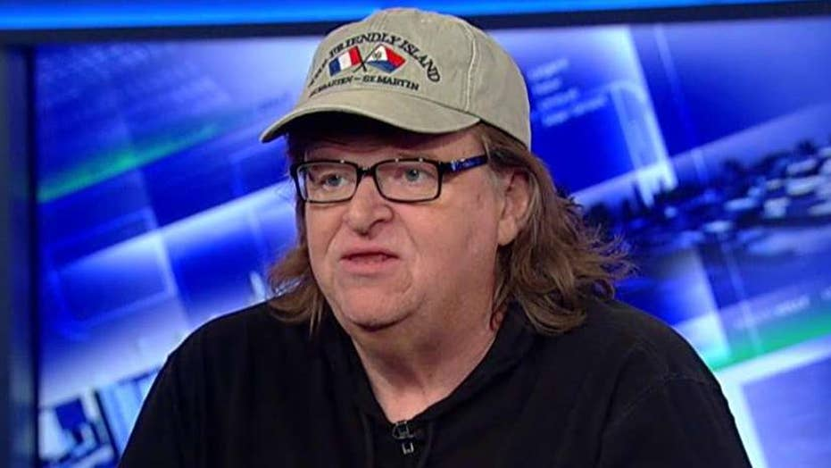 Michael Moore's warning to Democrats: Take Trump seriously