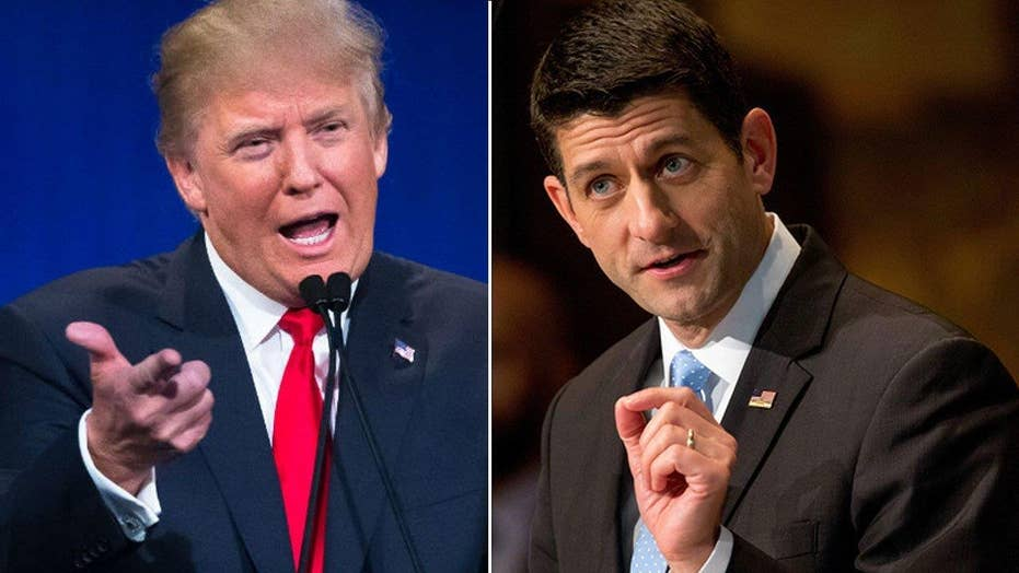 Reince Priebus: Trump and Ryan to sit down, talk this out