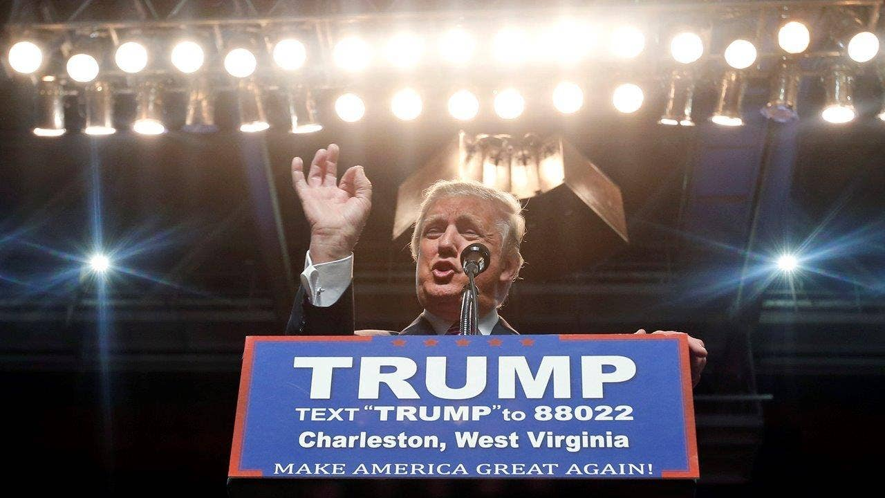 Break from Convention: Trump hints at bringing showman's flair to Cleveland