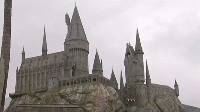 In the FoxLight: Harry Potter World