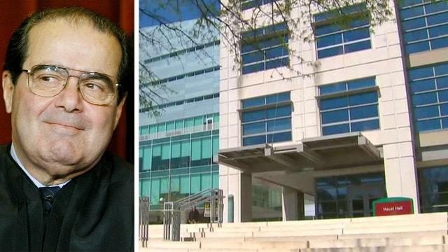 GMU faculty demand delay on renaming law school after Scalia