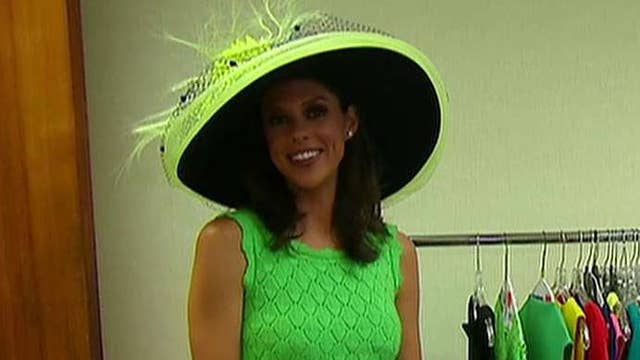 Choosing the perfect Derby Day dress and hat