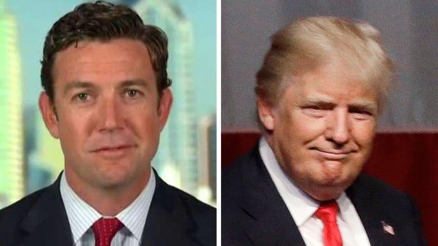 Rep. Hunter leading Washington outreach program for Trump