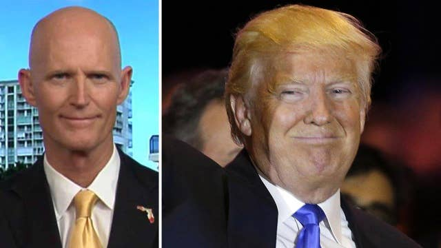 Gov. Scott: It's time for Republicans to unify around Trump