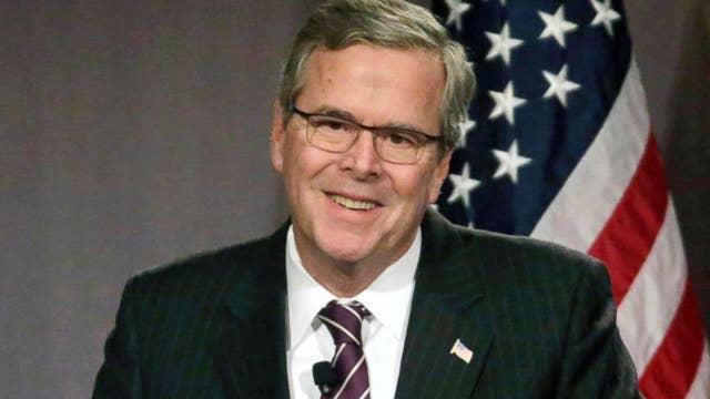 Jeb Bush says he will not vote for Donald Trump in November