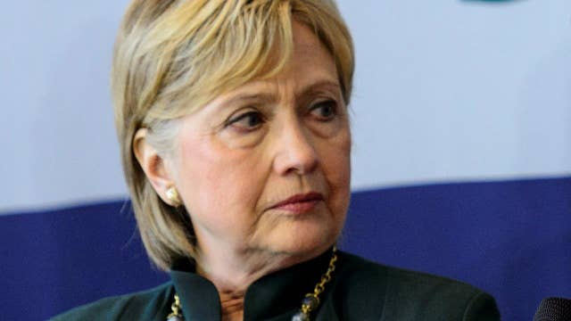 Clinton still looking to shut down her Democratic rival