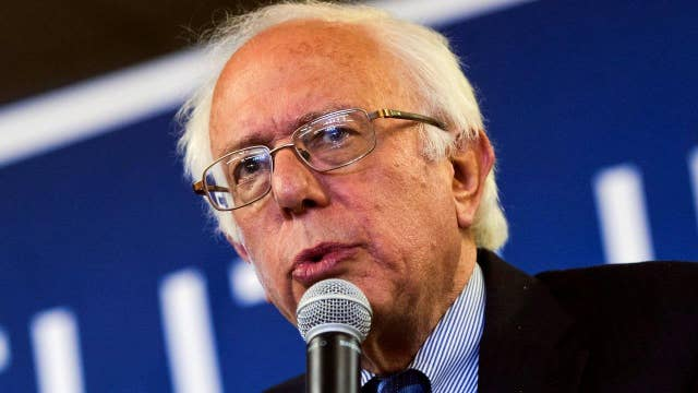 Dems remain divided, too: Sanders threatens convention fight