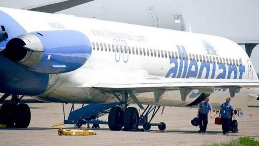 Allegiant Airlines flight bound for Pittsburg forced to land in Florida