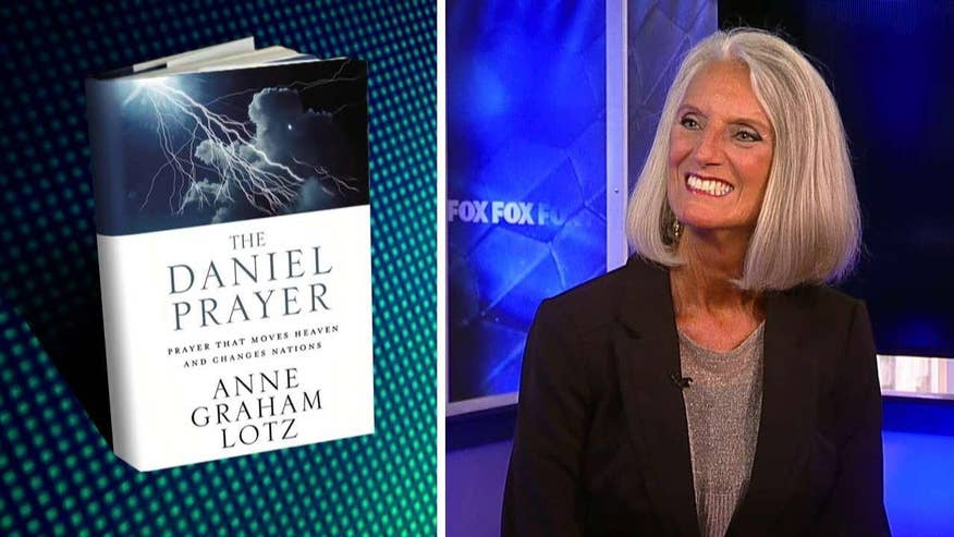 Spirited Debate: Anne Graham Lotz on her new book 'The Daniel Prayer' and why we should put our hopes in God, not a Presidential Candidate
