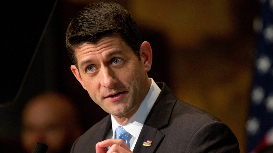 House Speaker Ryan 'not ready' to back Donald Trump