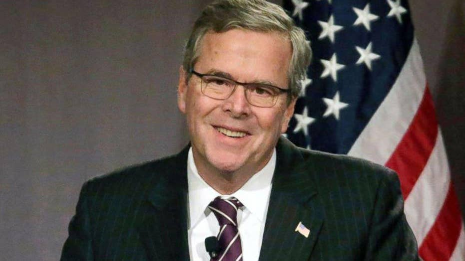 Jeb Bush says he will not vote for Donald Trump in November