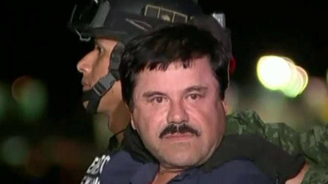 Mexican authorities move 'El Chapo' to prison near US border