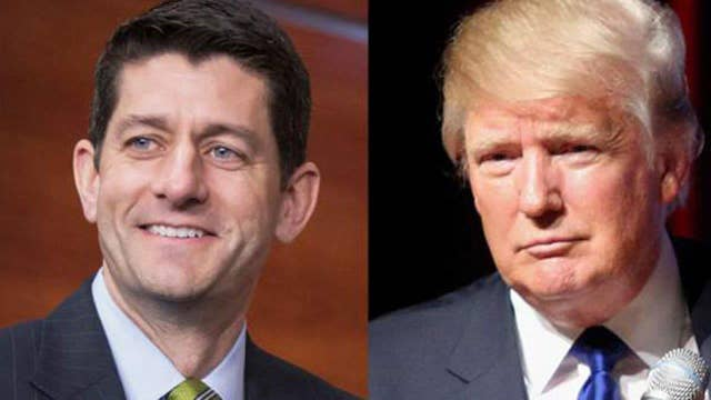 Eric Shawn reports: Trump and Speaker Ryan to meet