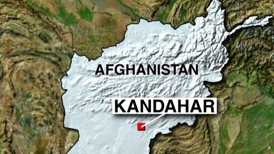 U.S. Defense official provided details about shooting in Kandahar