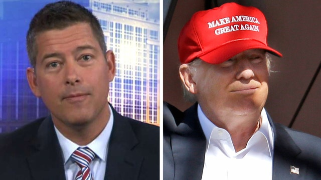Rep. Duffy on why congressmen are reluctant to support Trump
