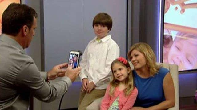 Tips for capturing the perfect Mother's Day picture