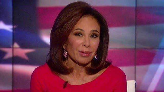 Judge Jeanine: Clinton and Warren are documented liars