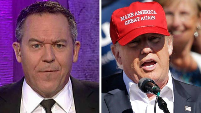 Gutfeld: Whatever the left thinks hurts Trump helps him