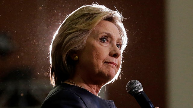Too soon for Clinton to shift focus to the general election?