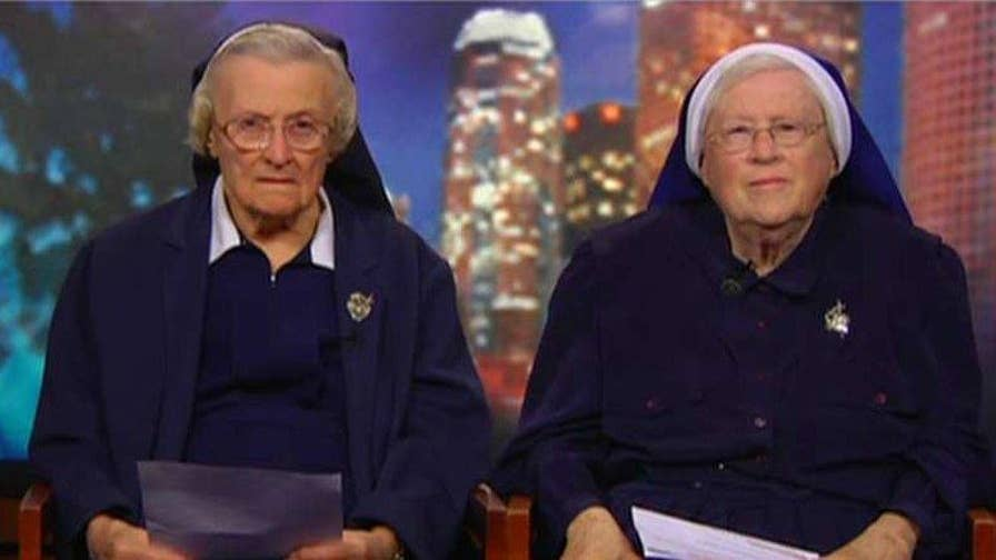 Sisters explain on 'Fox & Friends' how they are trying to save their convent