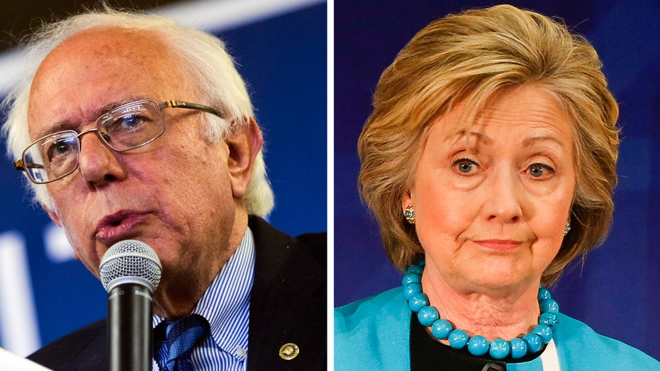 Is Sanders hurting Clinton by staying in the race?