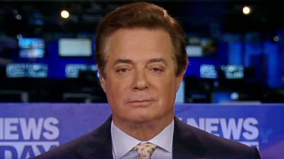 Manafort on Trump's fight to rally GOP, defeat Democrats