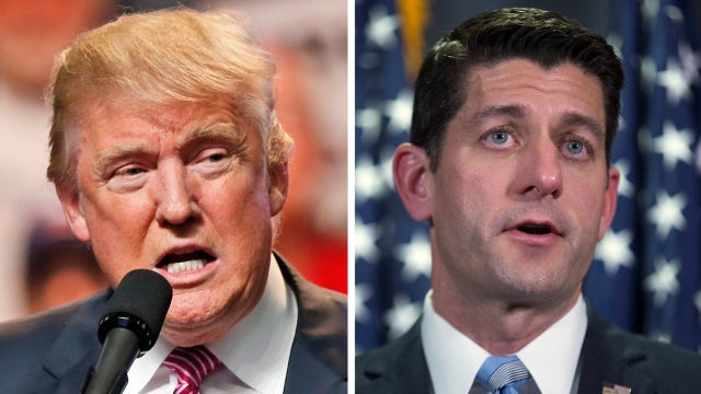 Donald Trump to meet with GOP leaders on Capitol Hill