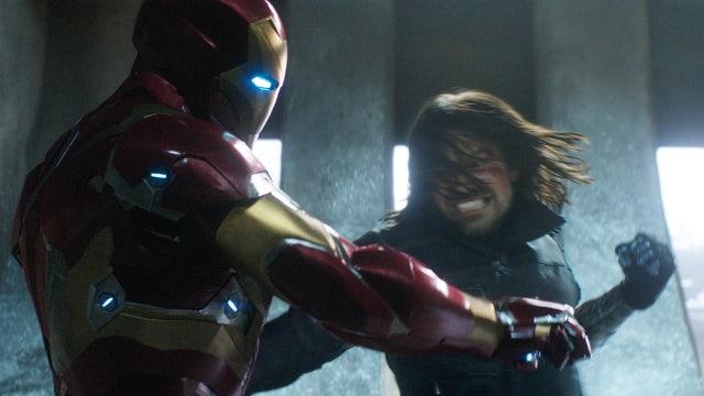'Captain America: Civil War' tops the box office