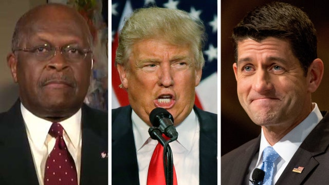 Herman Cain: This is why people don't like the establishment