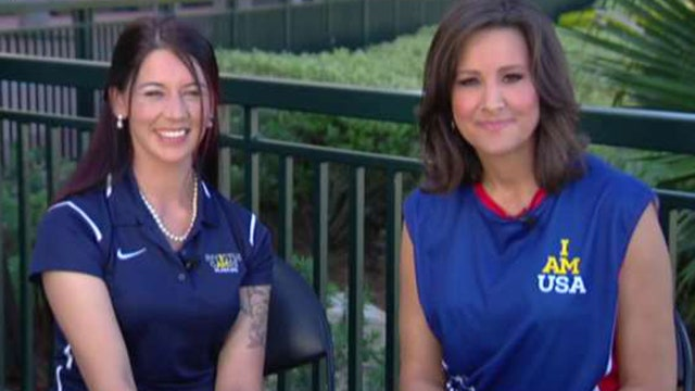 Meet the vets representing the US at the Invictus Games