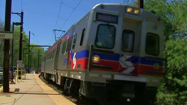 Transportation officials working to make train travel safer