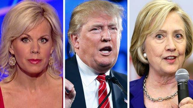 Gretchen's Take: Trump vs. Clinton will get very interesting