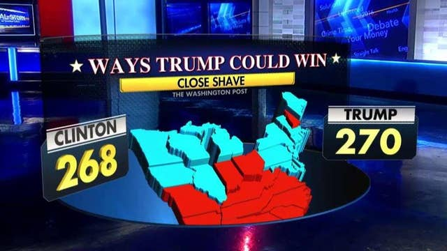 A look at possible election outcomes