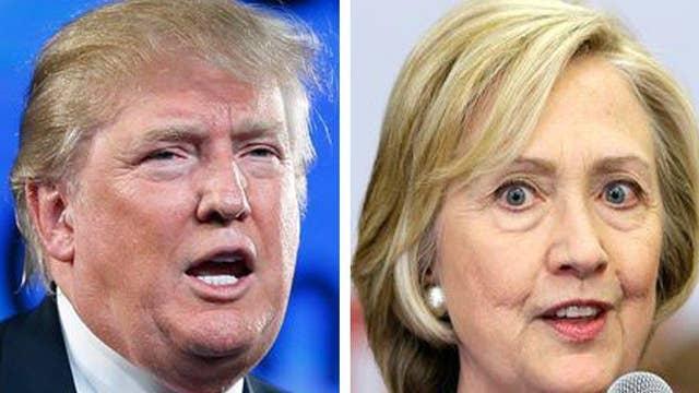 How Trump vs. Clinton will shape up