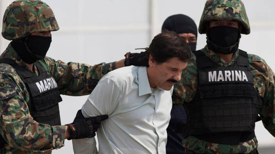 Update on drug kingpin Joaquin 'El Chapo' Guzman