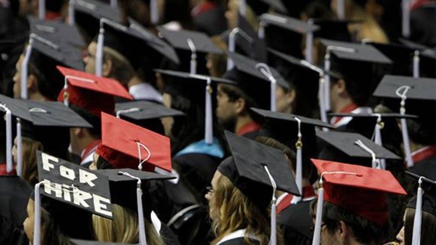 Study: Liberal graduation speakers outnumber conservatives 4-to-1